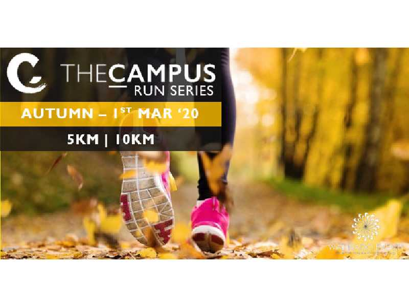 The Campus Run Series - Autumn Run