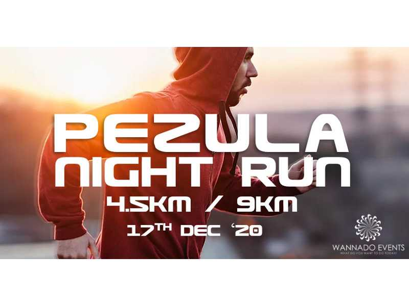 Pezula Night Run
