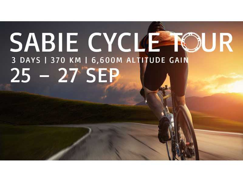 The Sabie Cycle Tour