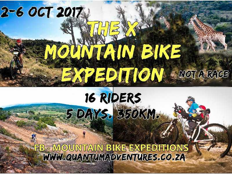 The X MTB Expedition